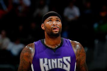 "DeMarcus Cousins On Leaving Sacramento: ""I Learned From My Mistakes"""
