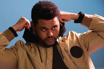 "H&M Releases ""Spring Icons"" Promo Video Starring The Weeknd"
