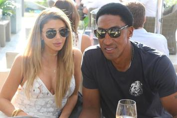 Scottie & Larsa Pippen Reportedly Back Together