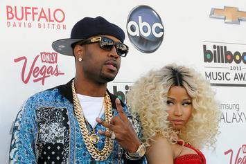 Nicki Minaj's Ex Safaree Says A Past Relation Is Trying To Block Everything He Does