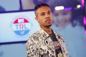 Vic Mensa Arrested For Gun Possession in L.A.