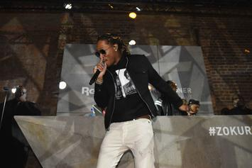 Future Launches New Reebok Sneaker, The Zoku Runner