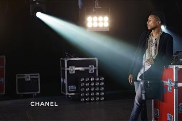 Get A Preview Of Chanel's First Handbag Ad Starring Pharrell Williams
