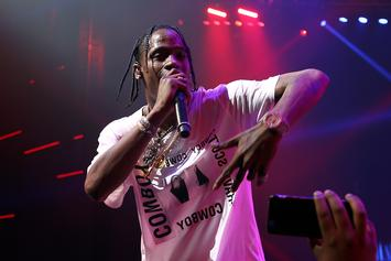"""Travis Scott On Upcoming """"AstroWorld"""" Album: """"It Might Be The Best Music That I Made"""""""