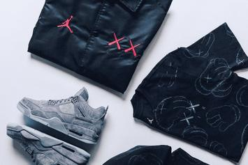 Jordan Brand x KAWS Capsule Collection Officially Revealed