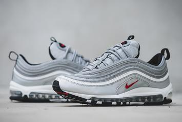 """""""Silver Bullet"""" Nike Air Max 97s Will Be Releasing Once Again In April"""