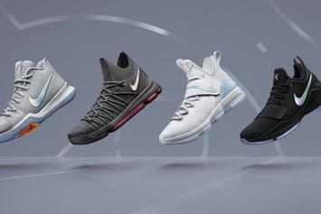 """Nike Launches """"Time To Shine"""" Collection For Nike-Sponsored Sweet 16 Schools"""
