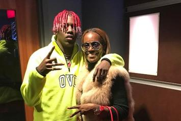 """Lil Yachty Posts Mom's Text About  Producer Who Wants To """"Smash"""" Her"""