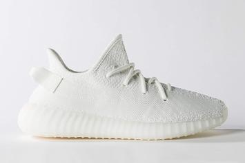 """Cream White"" Adidas Yeezy Boost 350 V2 Release Date Confirmed For April"