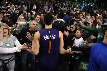 Watch Devin Booker's Epic 70-Point Performance