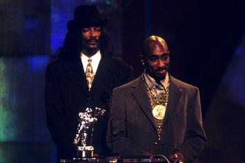 Snoop Dogg Will Induct Tupac Shakur Into The Rock And Roll Hall Of Fame