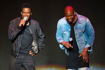 Chris Rock & Dave Chappelle Treat Fans To Impromptu Shared Set In New Orleans