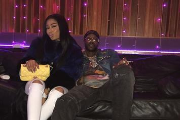 "2 Chainz Says His Nicki Minaj Collab Is ""Goin' To Be A Problem"""