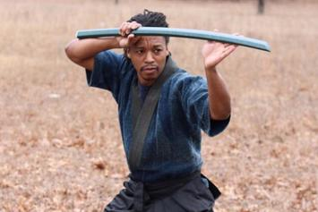 Lupe Fiasco Is Nice With A Samurai Sword