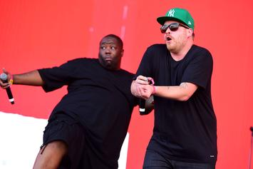 Killer Mike Recalls Freestyling For Outkast In New Run The Jewels Interview