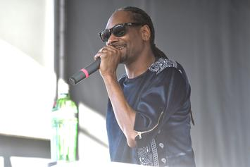 "Snoop Dogg Shares Release Date For ""Neva Left"" Album"