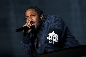 Kendrick Lamar Announces Release Date For New Album