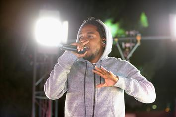 Kendrick Lamar Album Features Contributions From U2, Alchemist, BADBADNOTGOOD