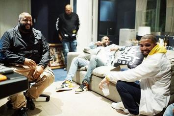 DJ Khaled Talks About Working With Drake In Beats 1 Interview