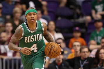 Isaiah Thomas' Sister Chyna Thomas Dies In Single-Car Accident