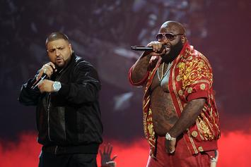 "DJ Khaled & Rick Ross Collaborate On ""Grateful"""