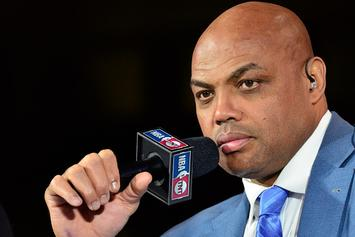 """Charles Barkley Blasts """"Nitwits"""" And """"Scumbags"""" Who Criticized His Isaiah Thomas Comments"""