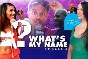 "What's my Name: Episode 4 - ""Work"" Edition"