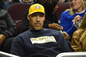 """Nike Executive Says LaVar Ball Is """"The Worst Thing To Happen To Basketball"""""""