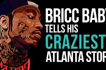 Bricc Baby Shares Crazy Atlanta Story: Pounds, Cops, Lawyers & More