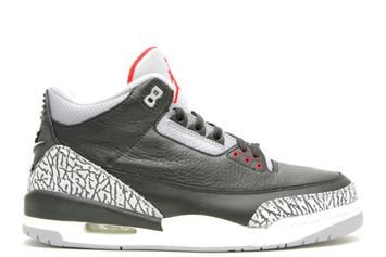 """Black Cement"" Air Jordan 3s Rumored To Release Again"