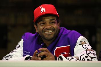 "Jim Jones Premieres Tidal Exclusive Video ""Bando"""