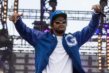 "TDE May Have A ""Secret Album In The Vault,"" According To Ab-Soul"