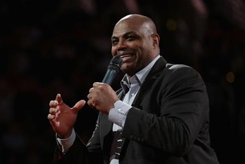 "Charles Barkley Issues Apology To The ""Big Ol' Women"" Of San Antonio"