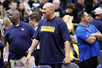 """LaVar Ball Says More Than 495 People Have Bought Lonzo's """"ZO2 Prime"""" Sneaker"""