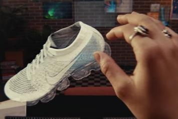 Nike Looking Into Designing Shoes Using Virtual Reality