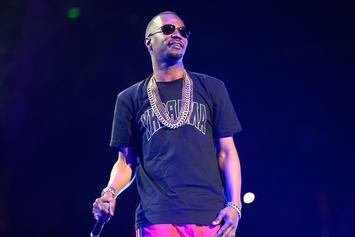 "Artwork & Release Date Revealed For Juicy J's ""Gas Face"" Mixtape"