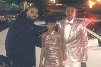 Drake Made Sure His Cousin Went To Prom In Style
