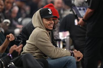Chance The Rapper Apologizes After Liking Offensive Online Comment