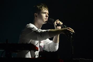 "James Blake Talks Working With Kendrick Lamar On ""DAMN."""