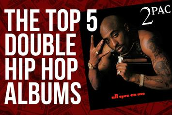 Top 5 Hip Hop Double Disc Albums