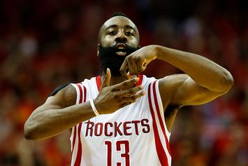 James Harden Only Unanimous Player Named To All-NBA Team