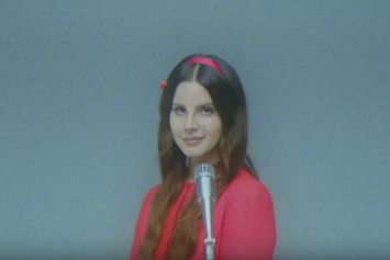"Lana Del Rey Feat. The Weeknd ""Lust For Life"" Video"