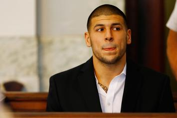 "Aaron Hernandez Requested New Cellmate Multiple Times, Referred To Him As ""My Heart"""