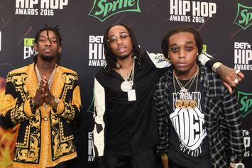 "Migos Reportedly Vetoed Any Drag Queen Appearances In Katy Perry's ""SNL"" Performance"