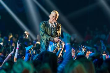 "Internet Reacts To Eminem's Anniversary Teaser For ""The Eminem Show"""