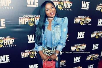 """Lil Wayne's Daughter Reginae Reportedly Feels It's """"Not Easy"""" Having A Famous Dad"""