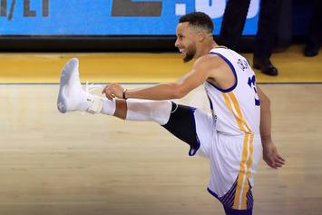 Steph Curry Debuts The Under Armour Curry 4