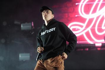 Logic Uses Sign Language Interpreter For Rapid Fire Freestyle