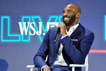 """Kobe Bryant Says He'd """"Probably"""" Visit Donald Trump If He Won A Championship"""