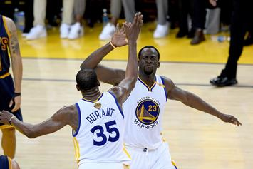 Draymond Green Says He Called Durant From Arena Parking Lot After 2016 Finals Loss